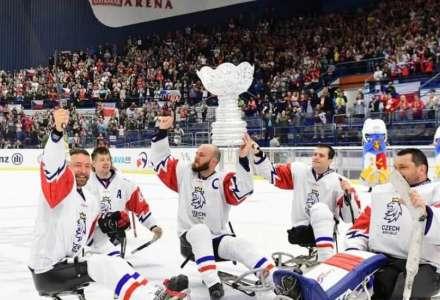 Ostravské Mistrovství světa v para hokeji se kvůli pandemii přesouvá z května na červen
