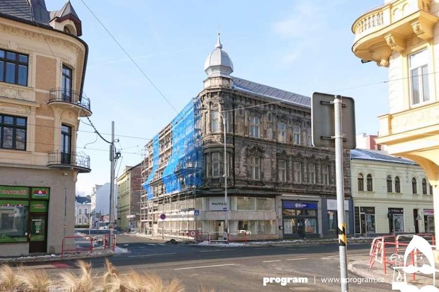 Bezmála 130 let starý dům v centru Ostravy čeká rekonstrukce