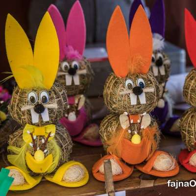 Velikonoční jarmark na Masarykově náměstí