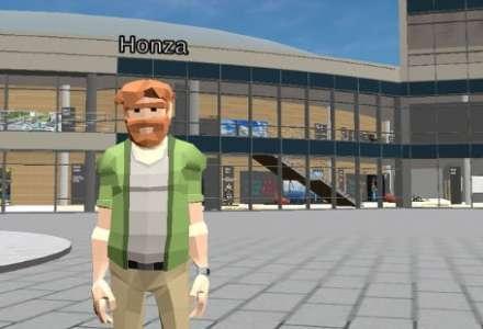 Virtuální pracovní veletrh v unikátním 3D prostředí
