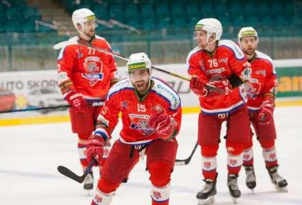 Fantastický březen, hokejisté Poruby se chystají na semifinále play off
