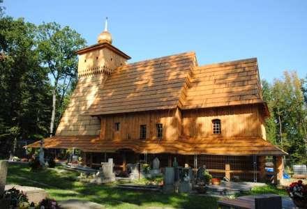 Na kole Těšínským Slezskem, třeba k dřevěným kostelíkům