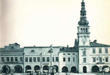 Ostrava, Stará radnice kdysi