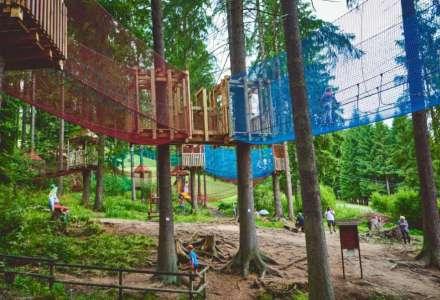 Užijte si zábavu s dětmi v přírodě malebných Beskyd