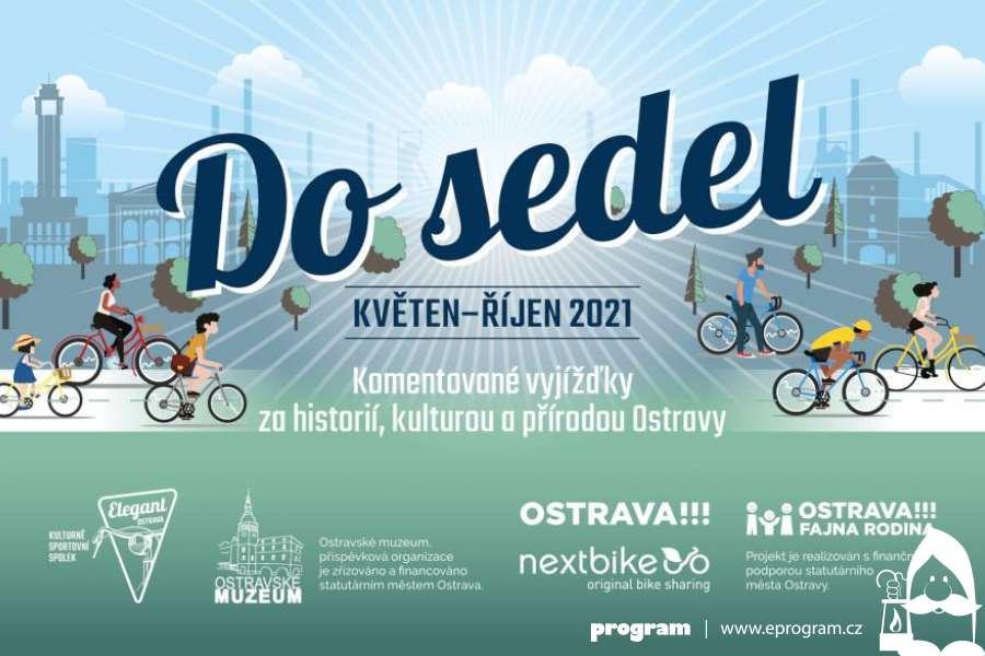 Do sedel - komentované vyjížďky za historií, kulturou a přírodou Ostravy