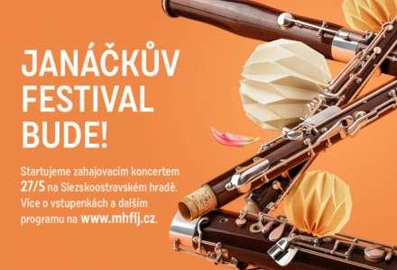 Mezinárodní hudební festival Leoše Janáčka je připraven: uskuteční se 15 koncertů napříč Moravskoslezským krajem