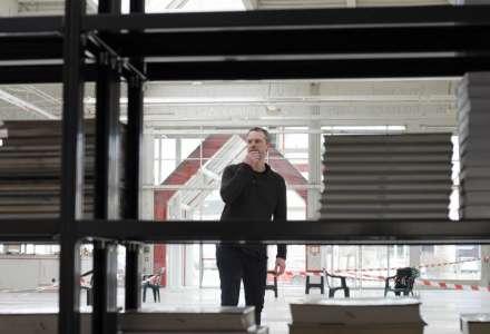 PLATO vBauhausu: Unikátním prostorem budou také létat reproduktory