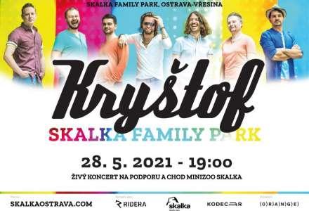 Kapela Kryštof podpoří koncertem minizoo ve family parku Skalka