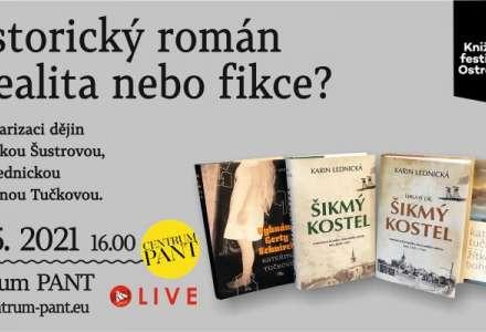 Historický román – realita nebo fikce?