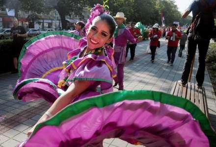 Ostravské ulice rozezní folklorní festival