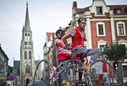 Festival v ulicích ovládne po roční přestávce centrum Ostravy