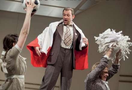 Ostravští herci obují kopačky a utkají se na benefičním fotbalovém turnaji