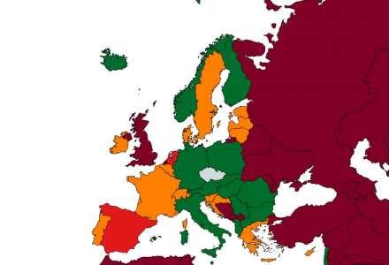 Cestovatelská mapa se mění, další země jsou bez rizika