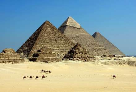 Dovolená v Egyptě: 5 nejlépe hodnocených turistických atrakcí
