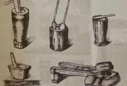 4.díl Historie mlýnů na Opavsku/Historické způsoby mletí zrna