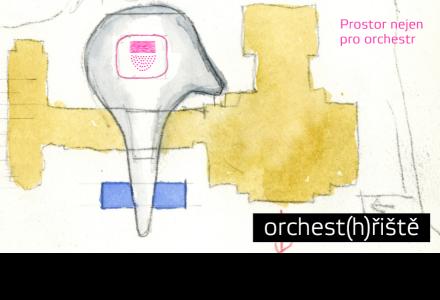 V místech budoucího orchestřiště ostravského koncertního sálu vzniká nový prostor – první koncert v něm odehraje Janáčkova filharmonie Ostrava