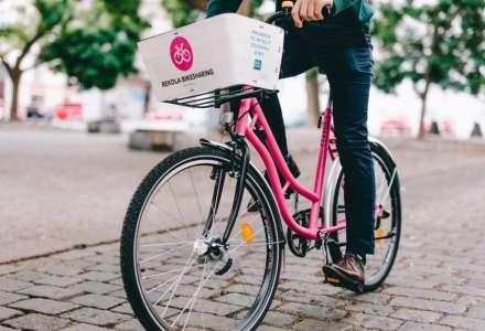 Na růžových sdílených kolech po Ostravě