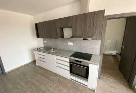 Všechny byty jsou již zařízeny kuchyňskou linkou se spotřebiči.
