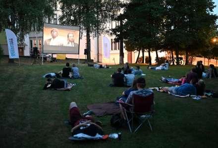 Letní kino zdarma na Slezské