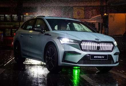 Když elektromobil, tak macaté a drahé SUV. Jako třeba Škoda Enyaq. Do městského vozítka by se baterka za půl milionu schovávala špatně.