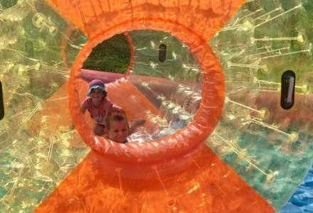 Dětský letní park - RESORT BÍLÁ v Beskydech, zábava pro celou rodinu.