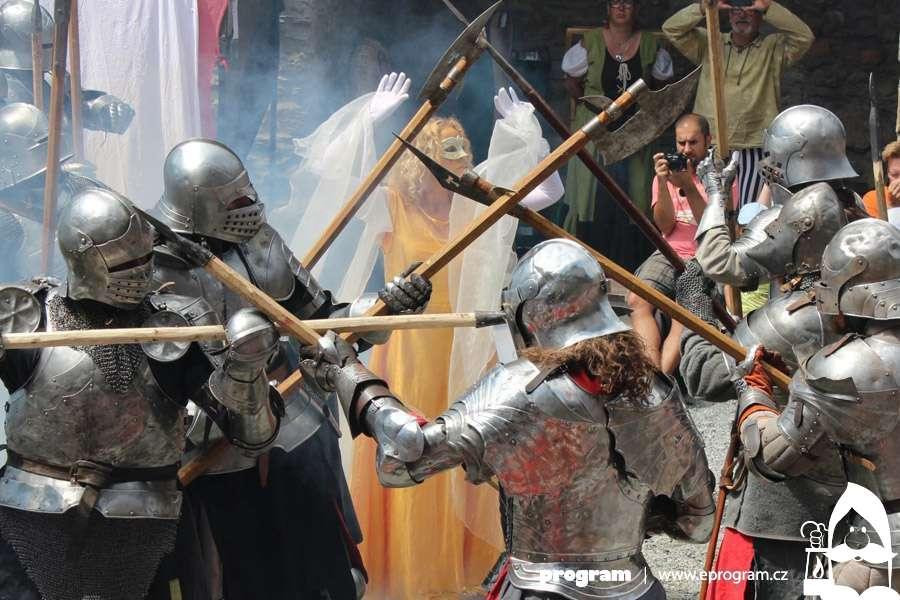 Na příkaz císaře - o víkendu na hradu Sovinec