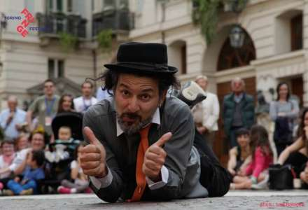 Žongleři, cirkusáci či baviči vtrhnou do Poruby