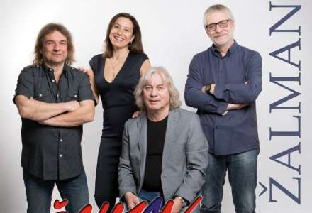 ŽALMAN A SPOL - letní koncert na Loděnici Děhylov