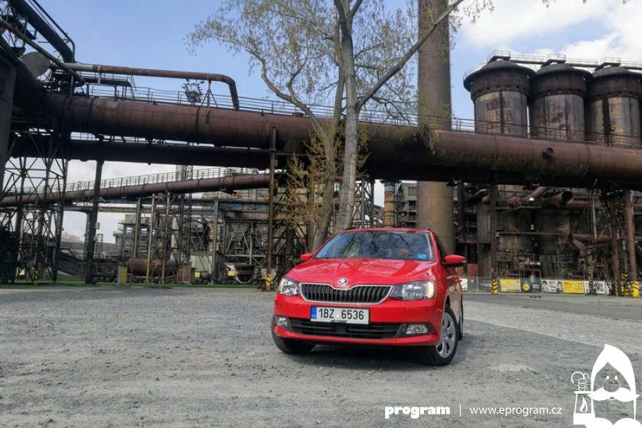 Zájem o sdílení aut v Ostravě roste a po rozvolnění je od dubna rekordní