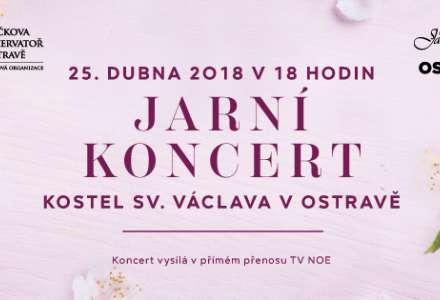 Jarní koncert v kostele sv. Václava v Ostravě nabídne sborovou, varhanní i světskou hudbu a pozve MA MHF Leoše Janáčka