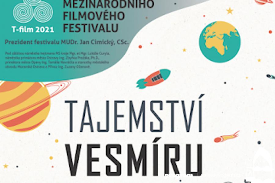 Festival T-film nabídne v Moravskoslezském kraji 62 filmů, 15 soutěžních