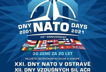 Během Dnů NATO lze v okolí letiště v Mošnově očekávat dopravní komplikace