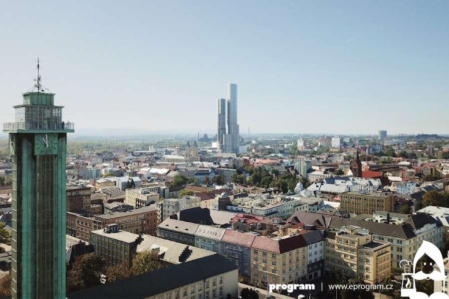 Architekti představili zastupitelům novou podobu ostravského mrakodrapu