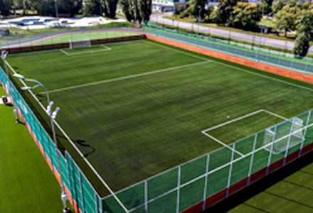 Lidé mohou v Karviné využívat nový sportovní areál za 75 milionů korun