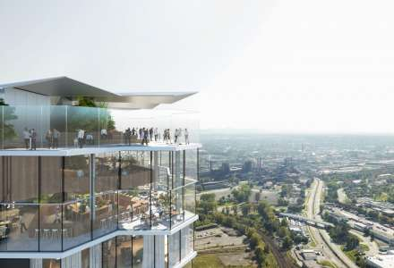 Odborné stanovisko k ostravskému mrakodrapu vzbuzuje vášně