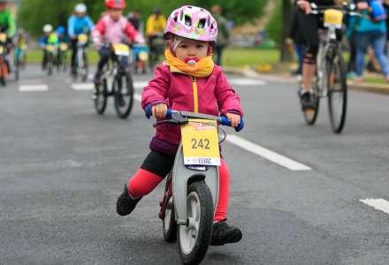 Malí i velcí budou závodit na horských kolech v okolí Poruby