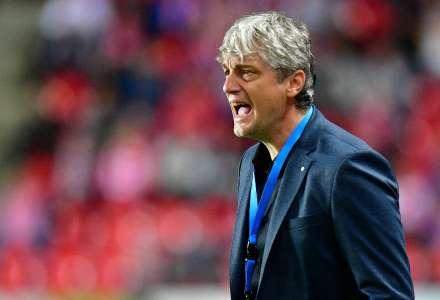 U fotbalistů poslední Karviné skončili trenér Weber s asistentem Baránkem
