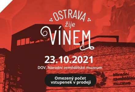 Chystá se Ostrava žije vínem - největší vinařská akce na severní Moravě