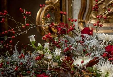 Na květinami vyzdobené památky do Olomouce
