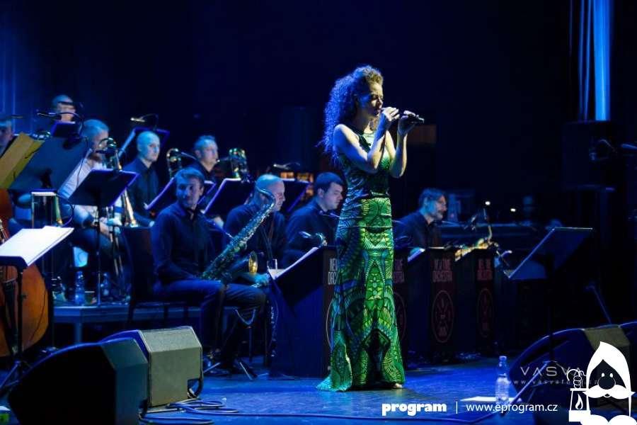 Představujeme: New Time Orchestra se sólovou zpěvačkou Hanou Holišovou