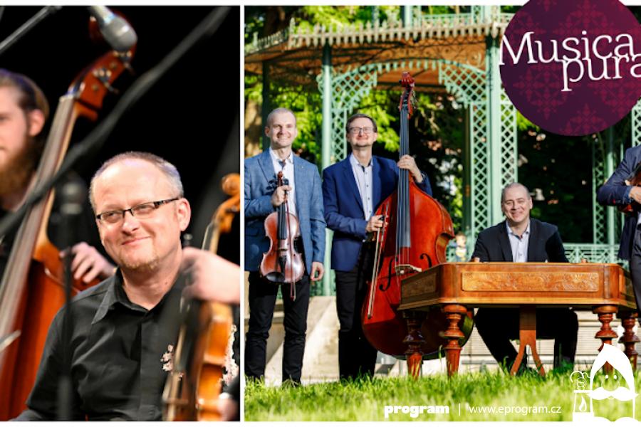 V Ostravě a Bohumíně na Karvinsku se uskuteční festival Musica pura