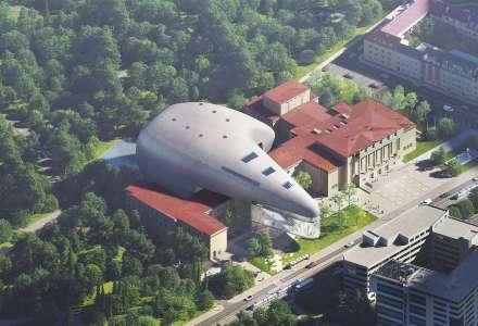 Koncertní hala v Ostravě se má začít stavět příští rok, má stát 2,6 miliardy