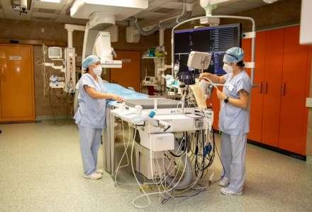 Fakultní nemocnice Ostrava má novou angiolinku za téměř 20 milionů korun