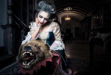 Strašení, lekání, hrůza a hlavně zábava - to vše na zámku v Raduni