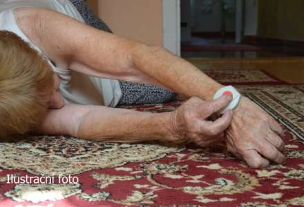 """Tlačítko """"Senior linky"""" opět zachraňovalo život"""