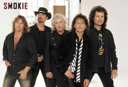 SMOKIE – THE SYMPHONY TOUR 2018