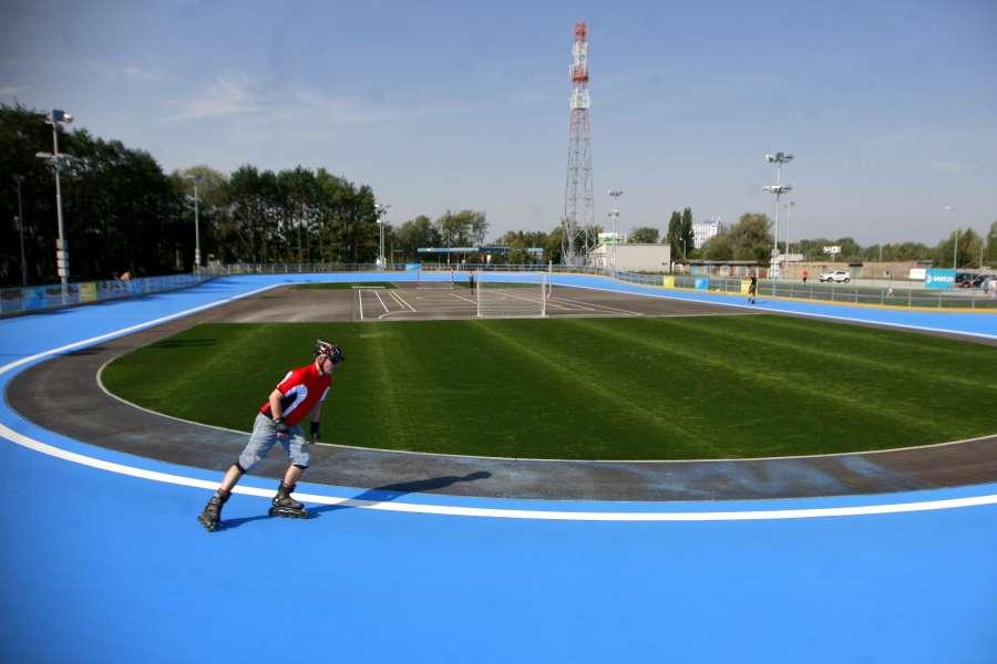 Sportovní areál U Cementárny se rozrůstá