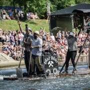 Rozmarné slavnosti řeky Ostravice