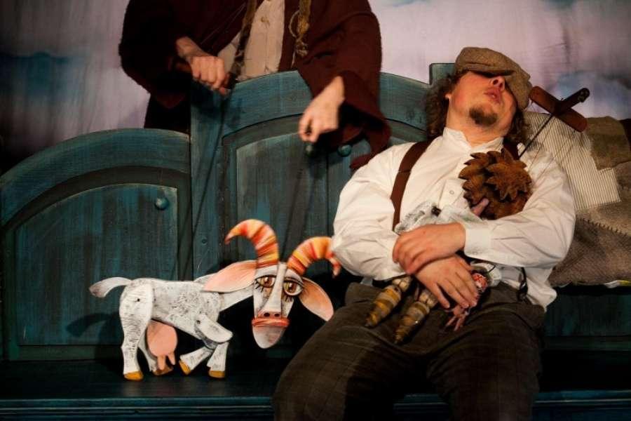 Pimprléto v Divadle loutek
