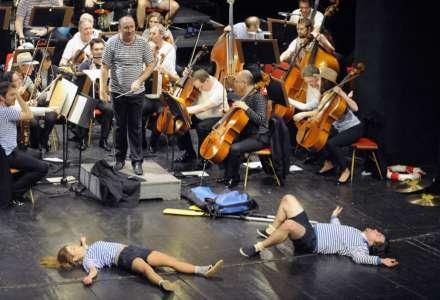 Zábavné taškařice Olinky, Ládíka a Janáčkovy filharmonie pokračují